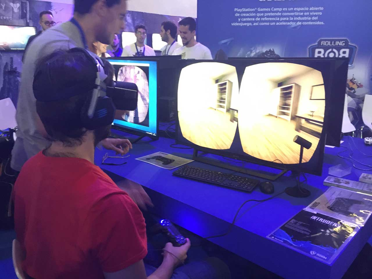 Talents Realidad Virtual