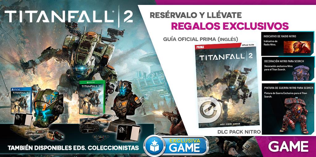 Titanfall 2 GAME