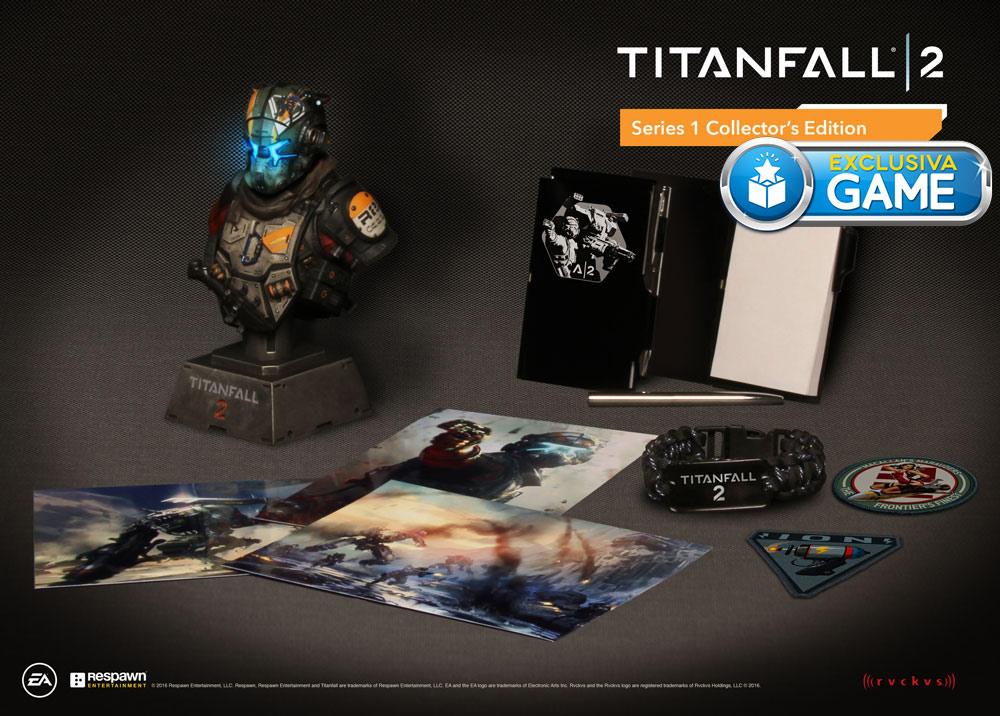 Titanfall 2 Marauder GAME