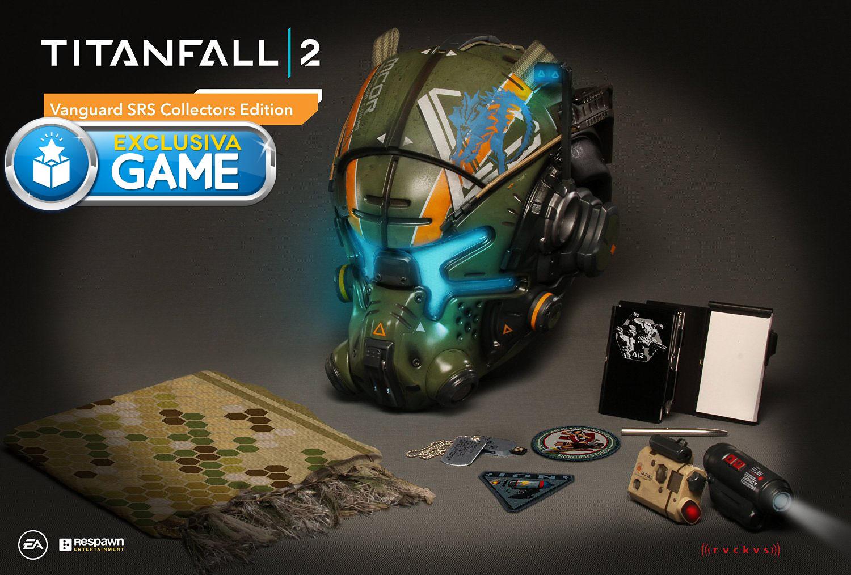 Titanfall 2 Vanguard  SRS GAME