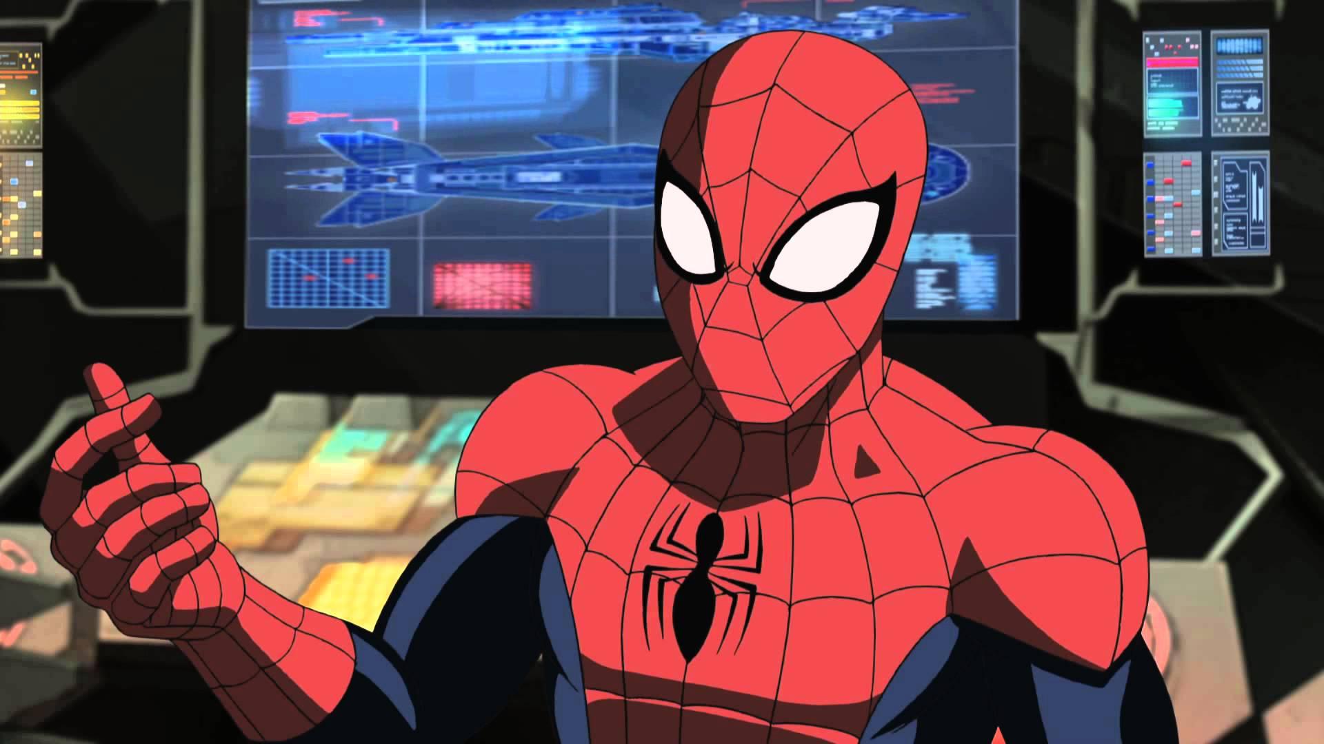 Spider Man Disney Xd Anuncia Una Nueva Serie Animada Para 2017
