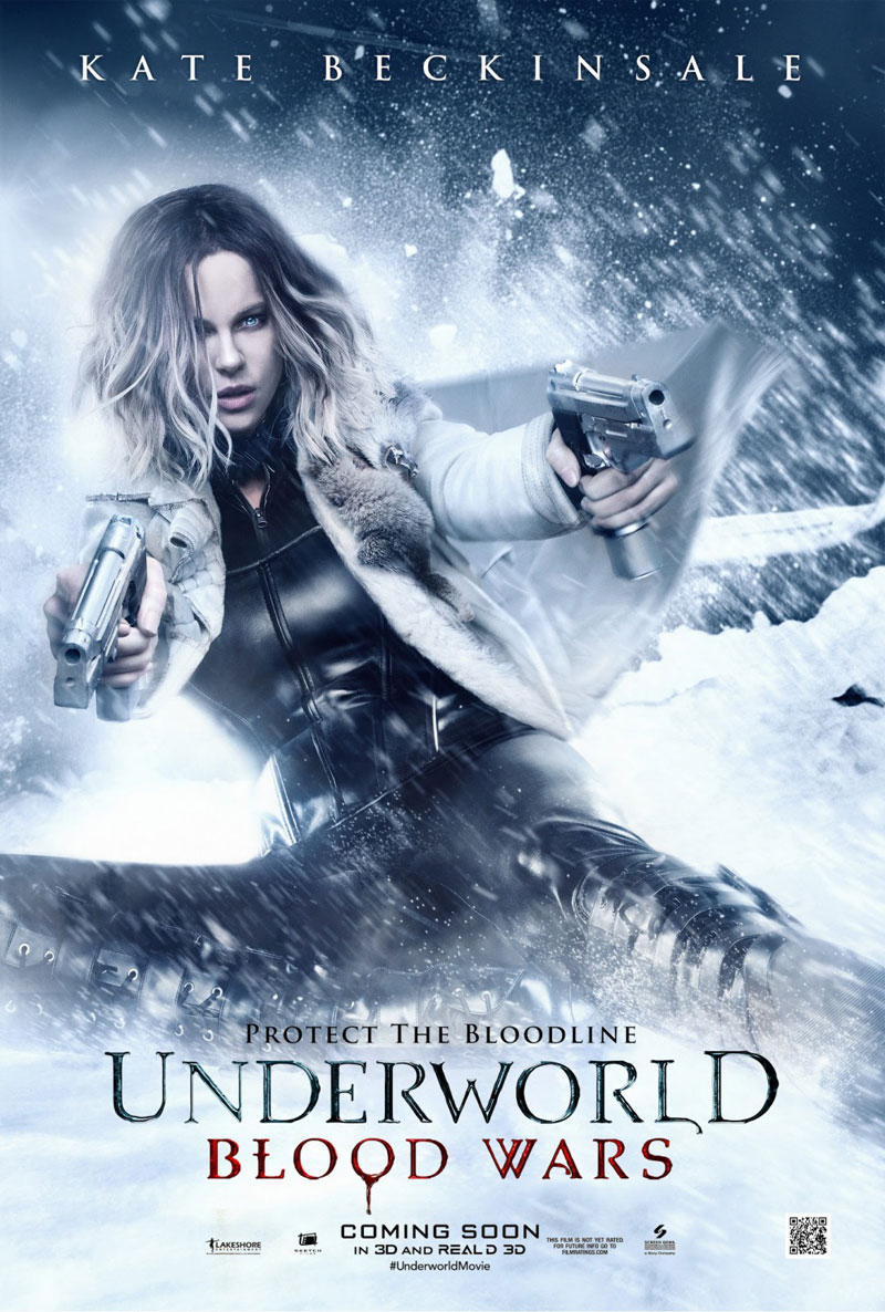 Kate Beckinsale, vampiros, Underworld 5
