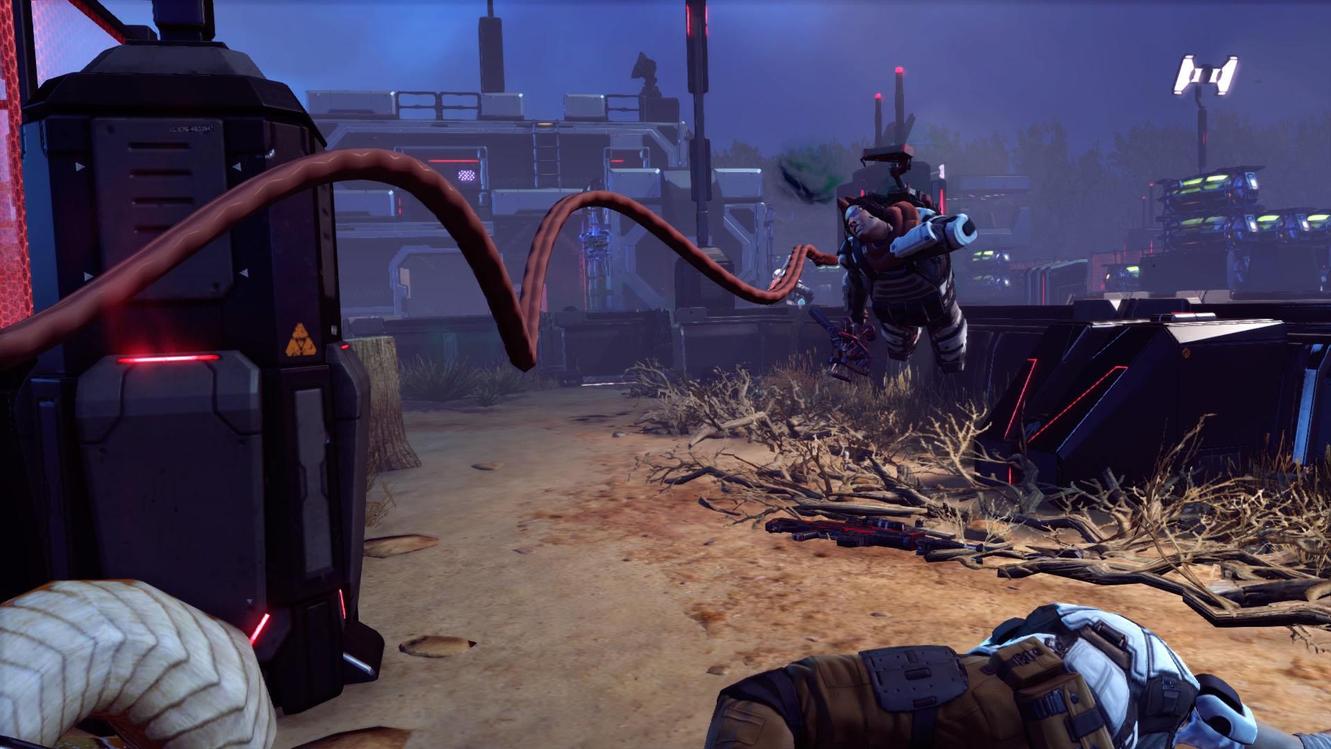 XCOM 2 ataque enemigo