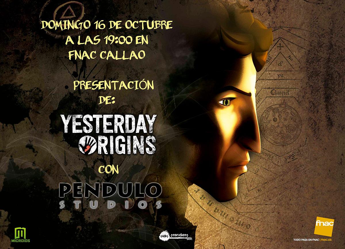 Yesterday Origins (Presentación)