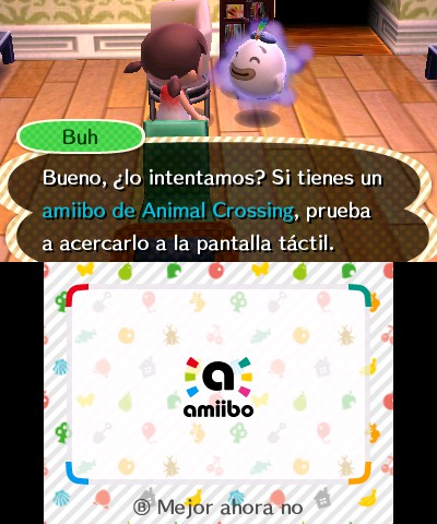 Animal Crossing New Leaf Welcome amiibo actualización