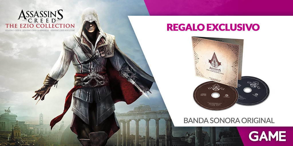 Assassin's Creed The Ezio Collection GAME