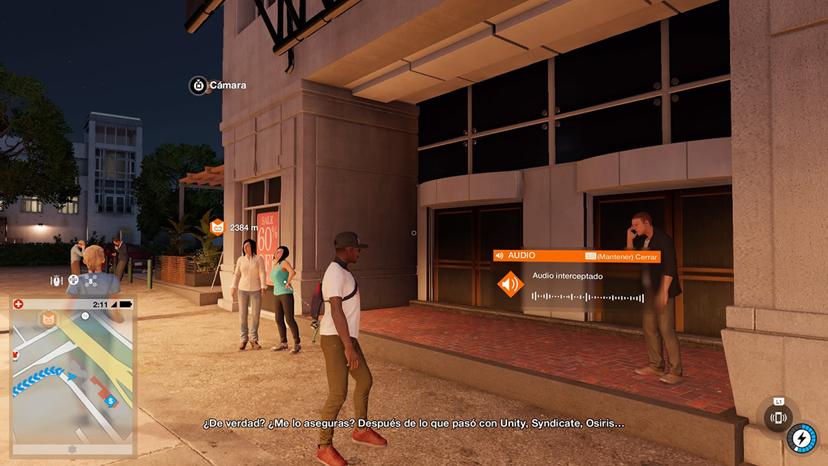 Assassin's Creed en Watch Dogs 2