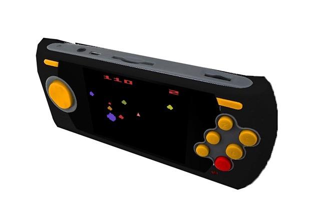 Atari 2600 flashback portable