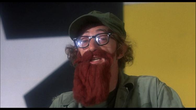 Woody Allen, Fidel Castro, Cuba