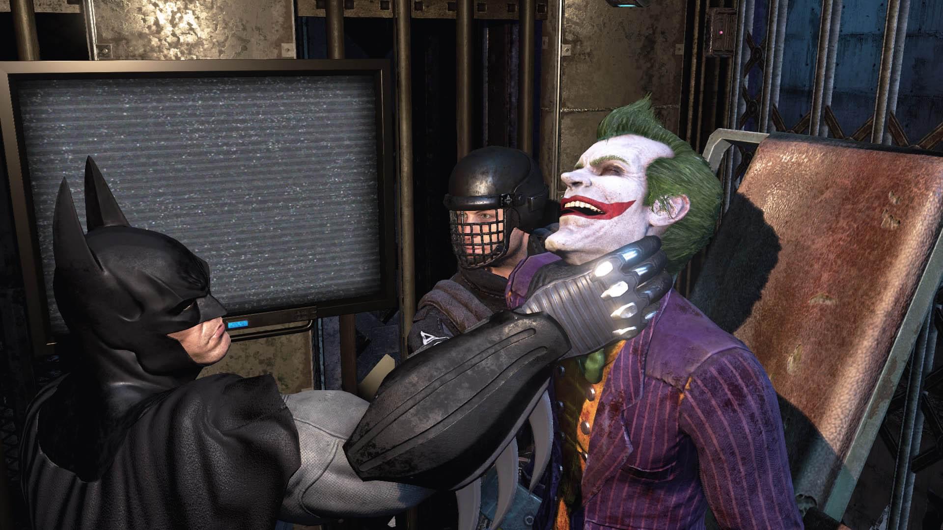 BRTA - Arkham Asylum Joker