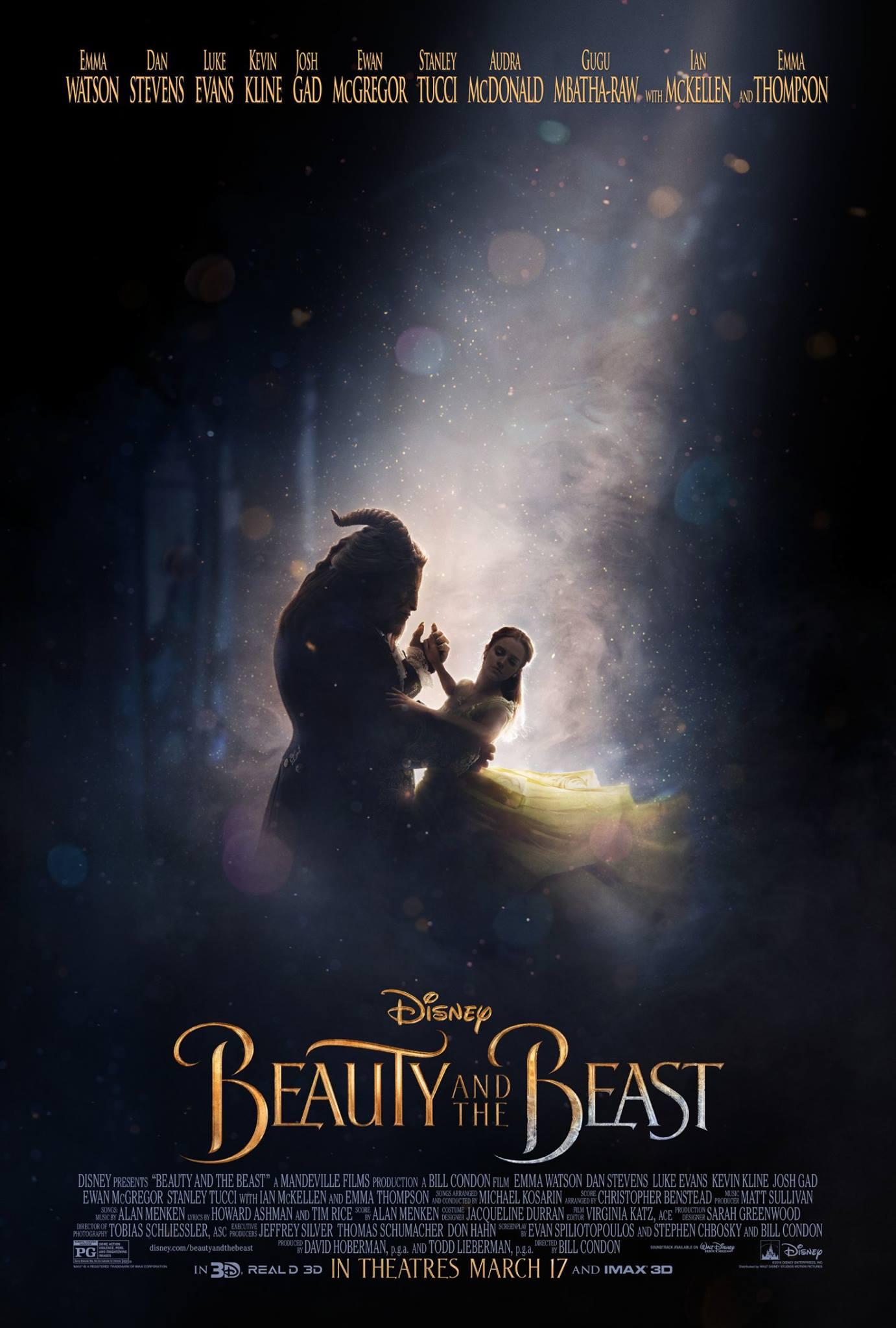 Bella y Bestia Poster