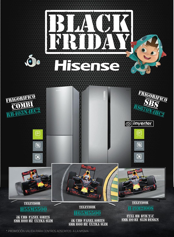 Black Friday 2016 Hisense