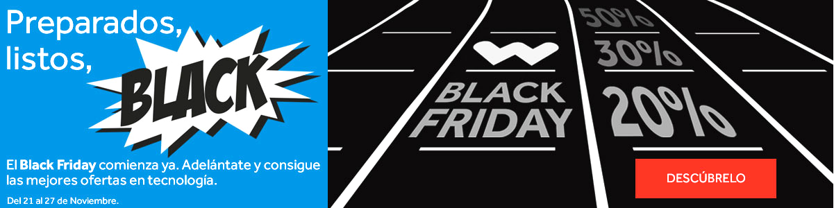 Black Friday 2016 en Worten