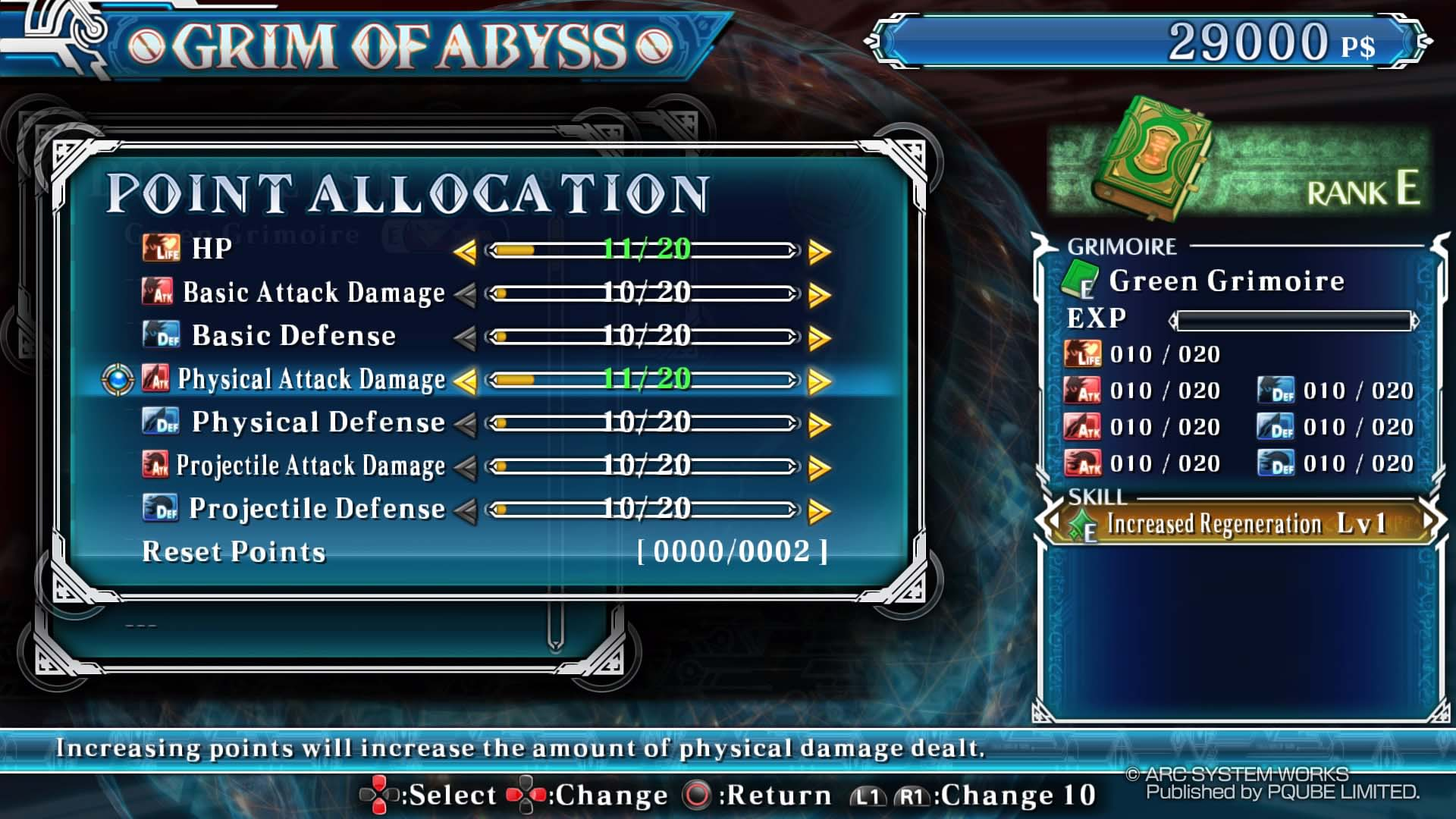 BlazBlue CentralFiction Grim of Abyss