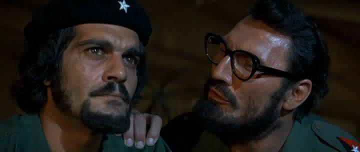 Fidel Castro, Jack Palance, Omar Shariff