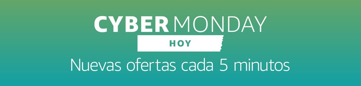 Cyber Monday en Amazon