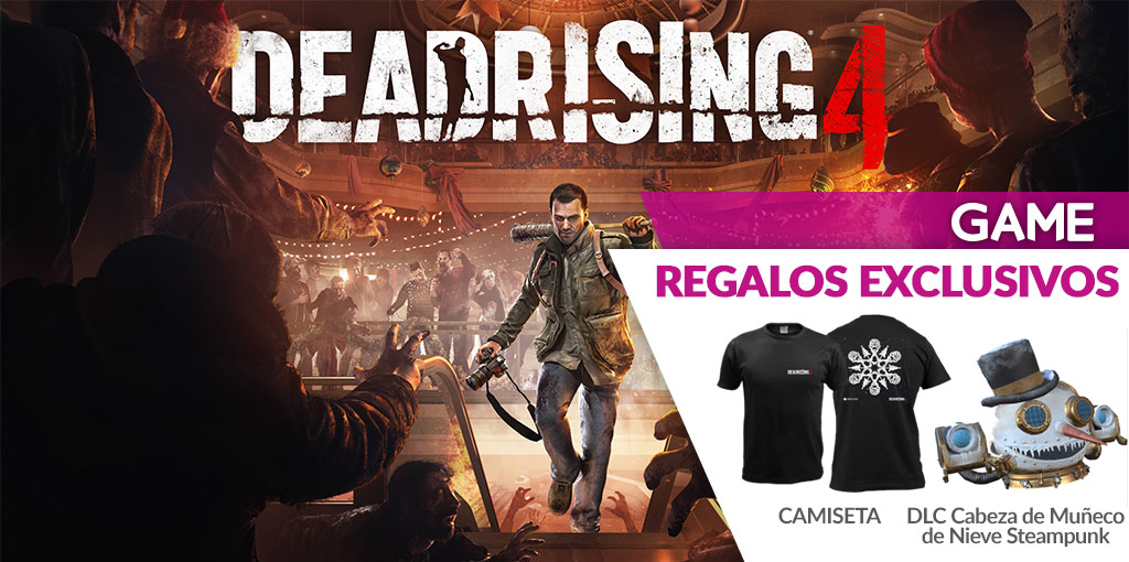 Dead Rising 4 en GAME