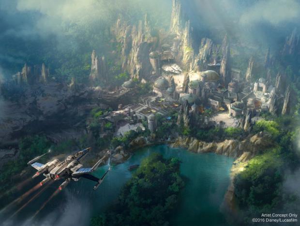 Disneyland - Star Wars