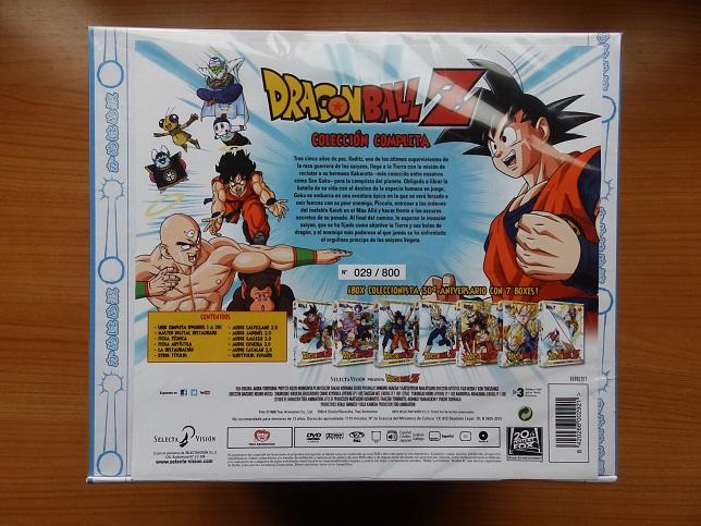 Dragon Ball Edición Coleccionista 30 Aniversario