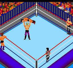 how to build a fire pro wrestling character