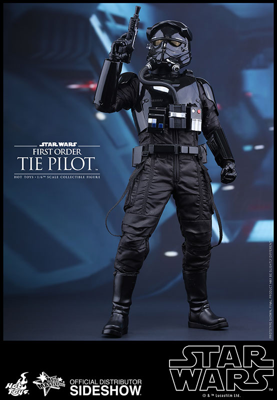 First Order Tie Pilot Black Friday