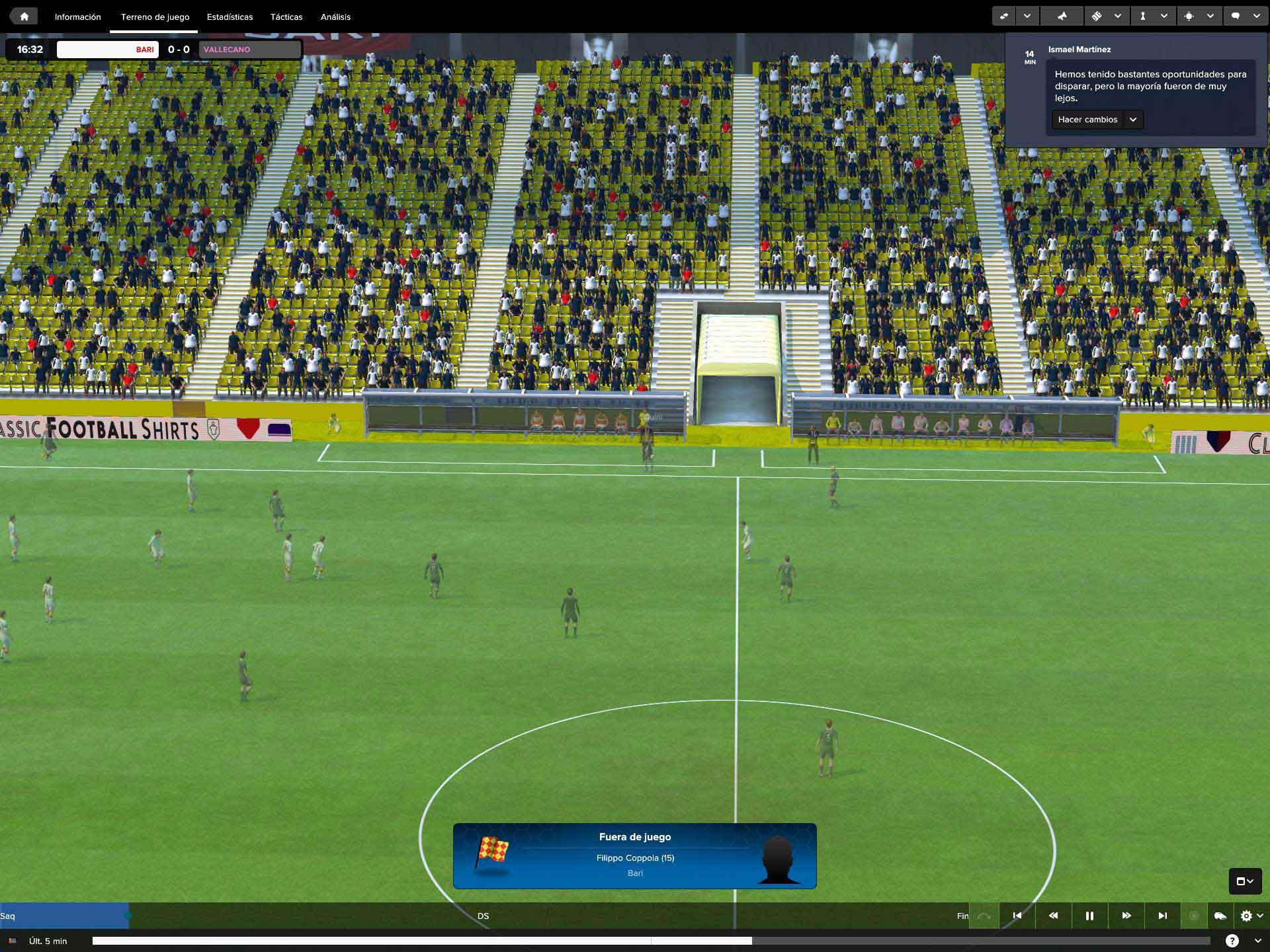Football Manager 2017 - Análisis para PC