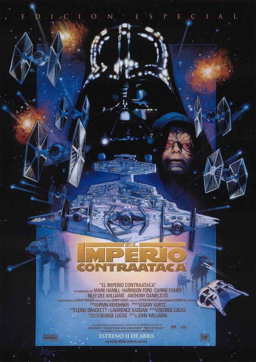 Resultado de imagen de star wars el imperio contraataca