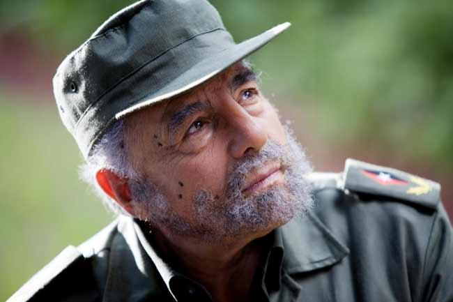 Fidel Castro, Cuba, Juan Luis Galiardo