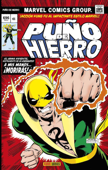 Iron Fist - Review del cómic original de Puño de Hierro
