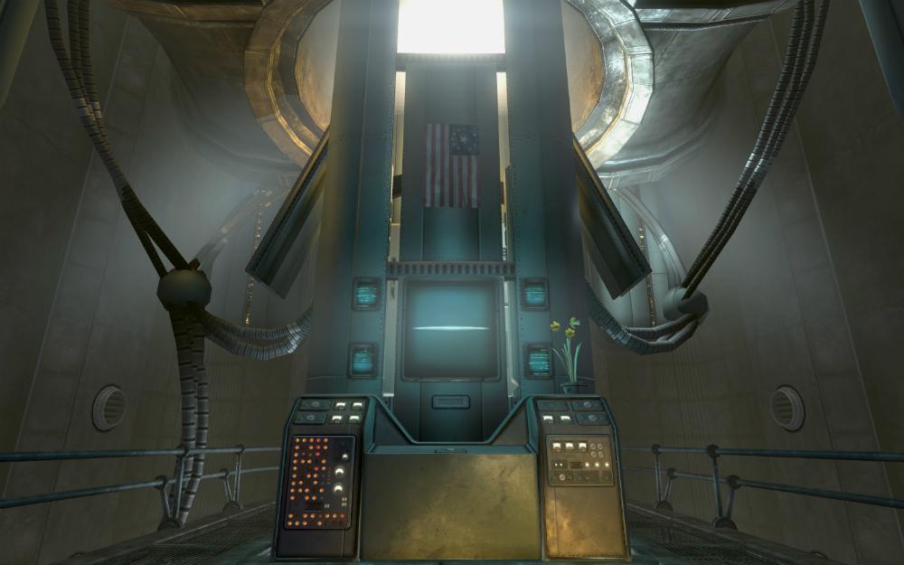 John Henry Eden - Fallout 3