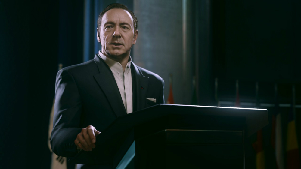 Jonathan Irons - CoD Advanced Warfare