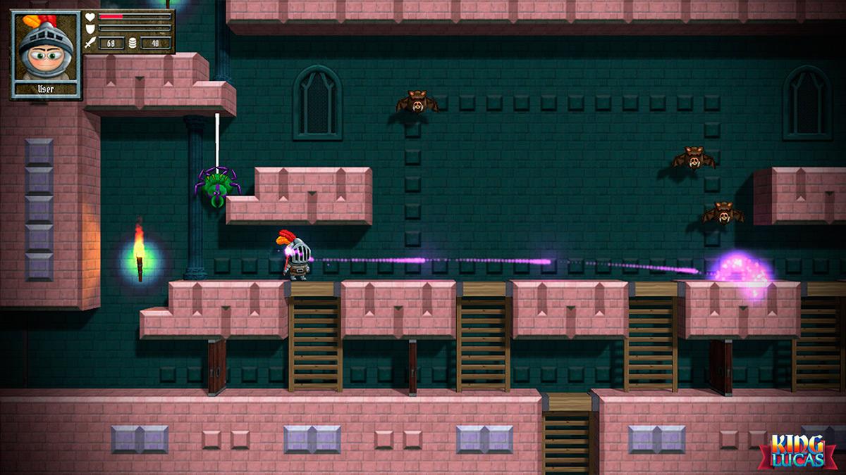 King Lucas (Steam)