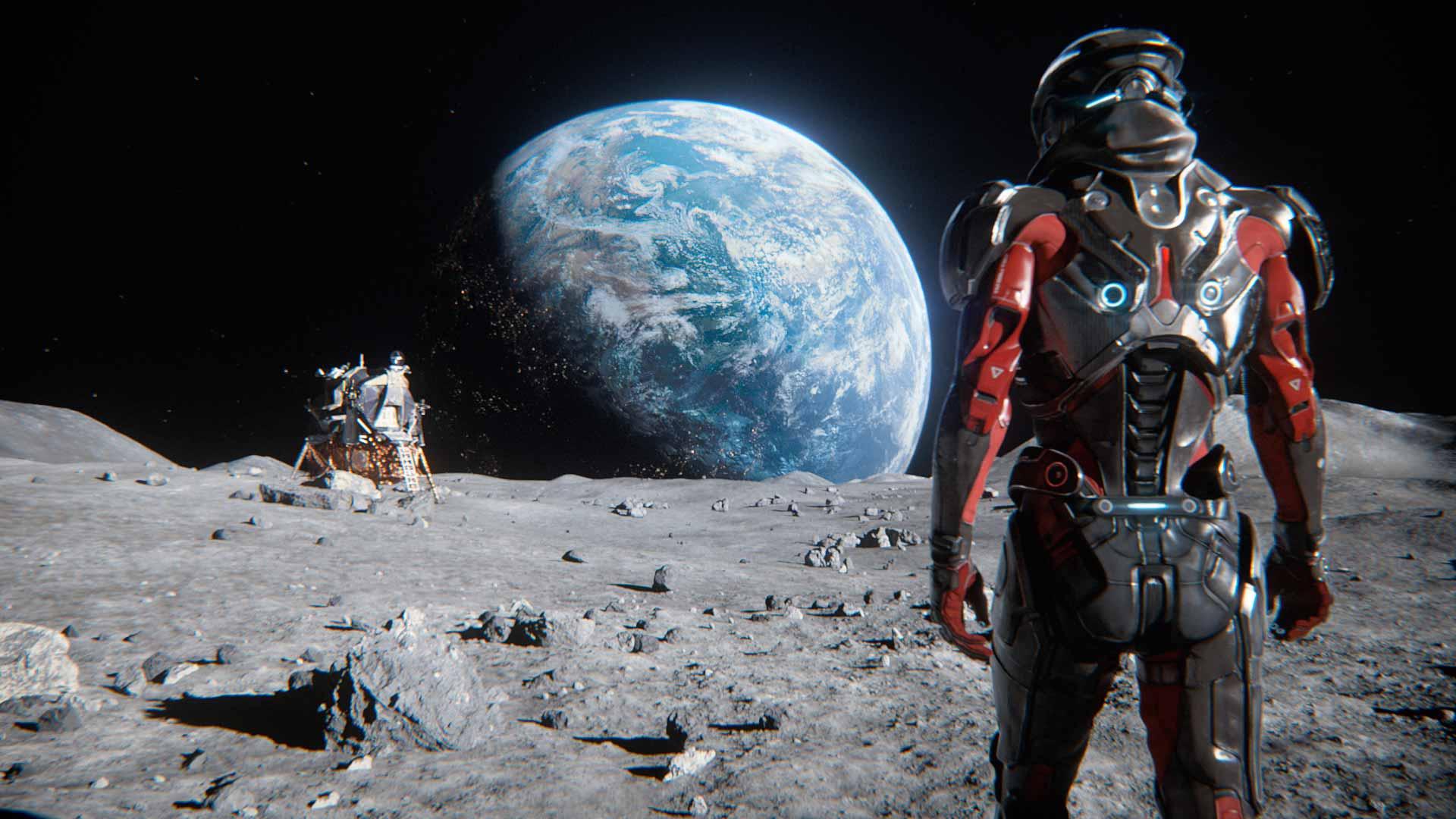 Luna Mass Effect Andromeda