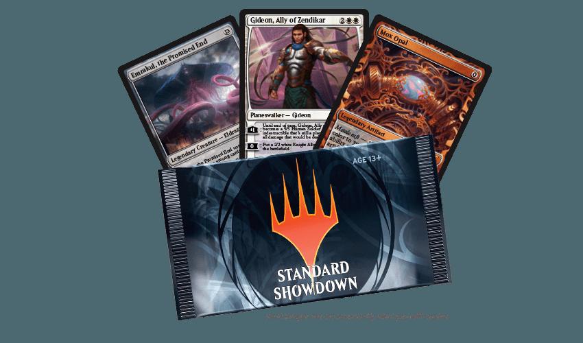 Magic Standard Showdown