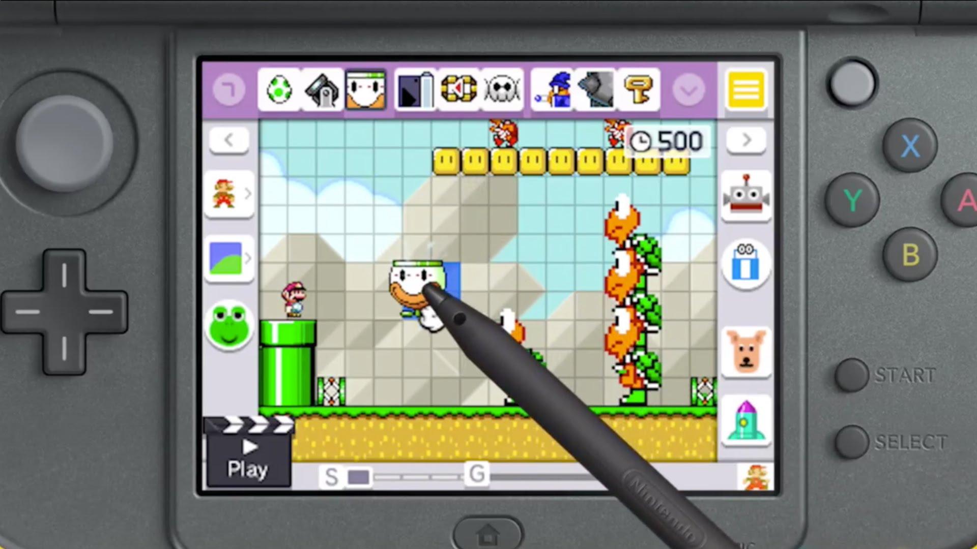 Maker 3DS 3