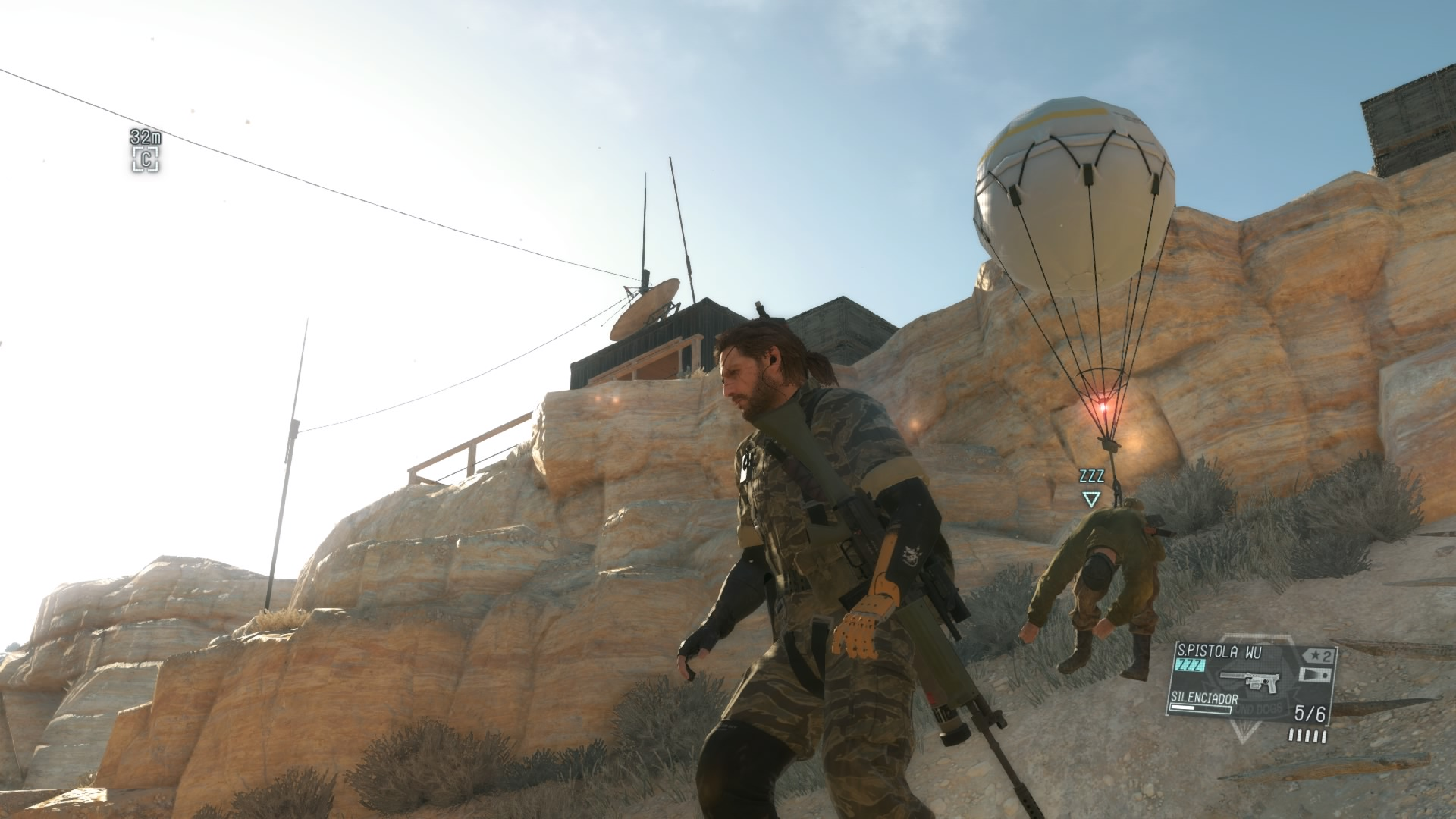 Metal Gear Solid V The Definitive Experience Post Mortem Game Ps4