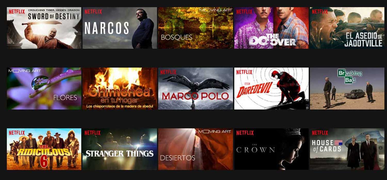 Netflix - ¿Qué contenidos están 4K para series y películas?