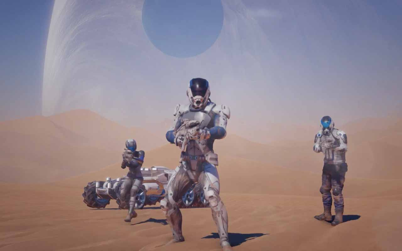 Nomad Mass Effect Andromeda