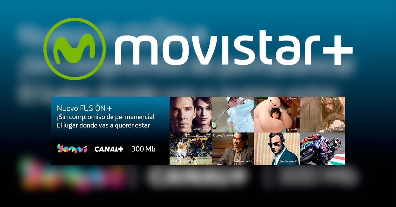 Orange, Movistar y Vodafone - Sus opciones para cine y series