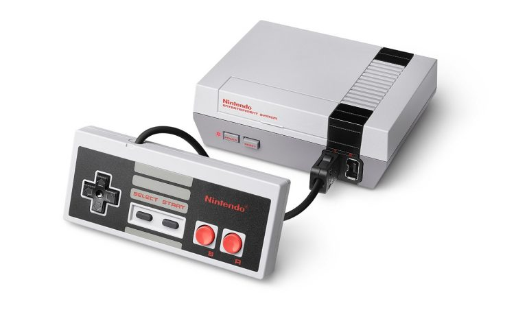 Pad NES Mini