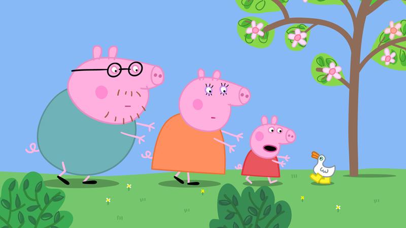 Peppa Pig, Lily Snowden-Fine