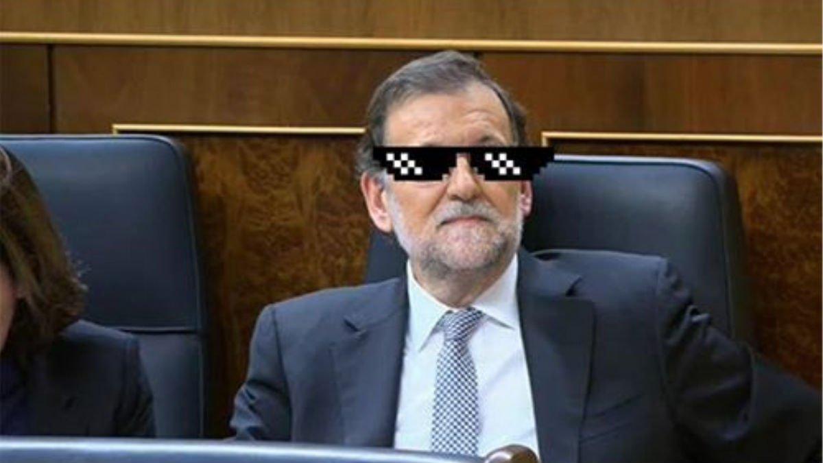 Rajoy quiere prohibir los memes