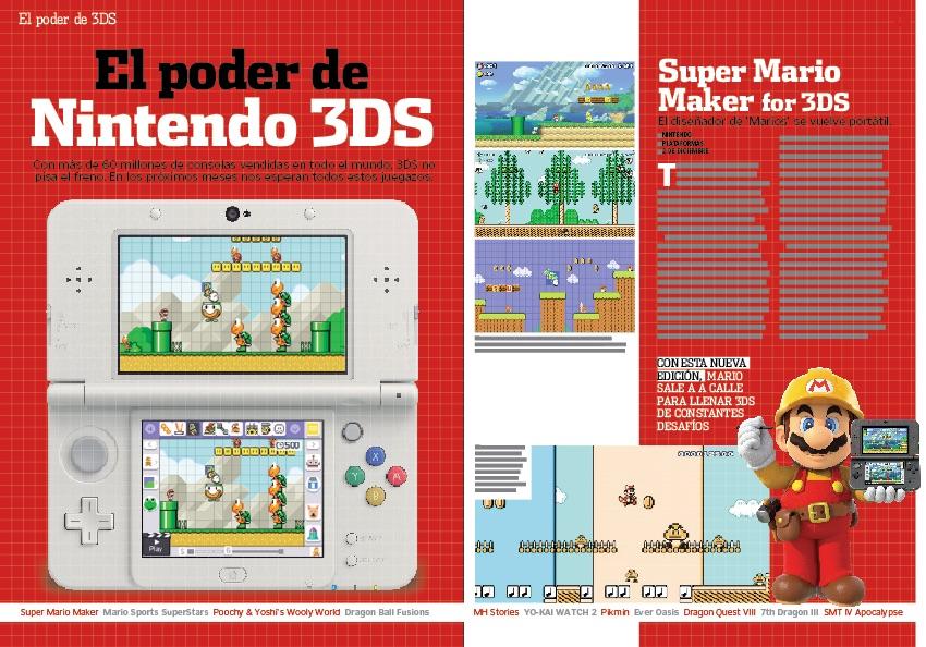 Reportaje: próximos juegos de 3DS