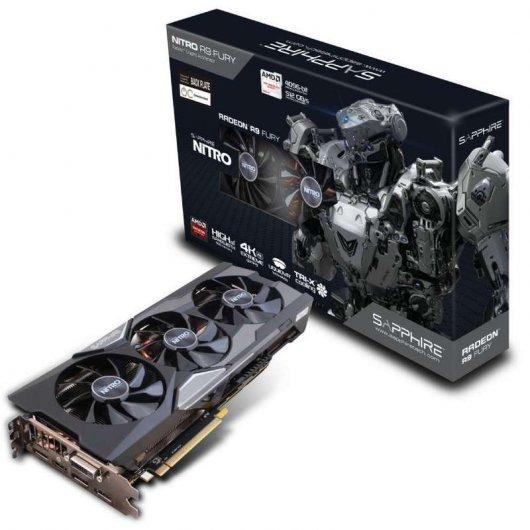 Sapphire R9 Fury Nitro OC 4 GB