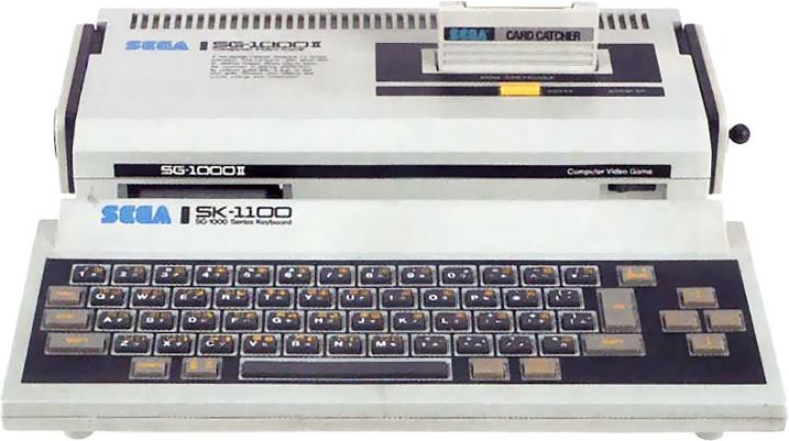 SG-1000 II