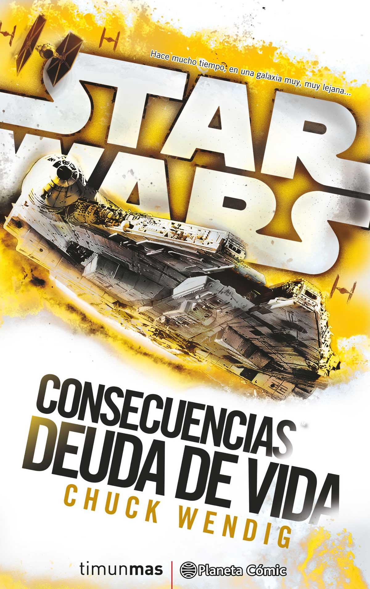 Star Wars Consecuencias: Deuda de vida