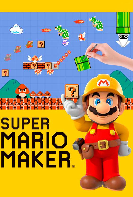 Super Mario Maker 3ds Wii U Hobbyconsolas Juegos