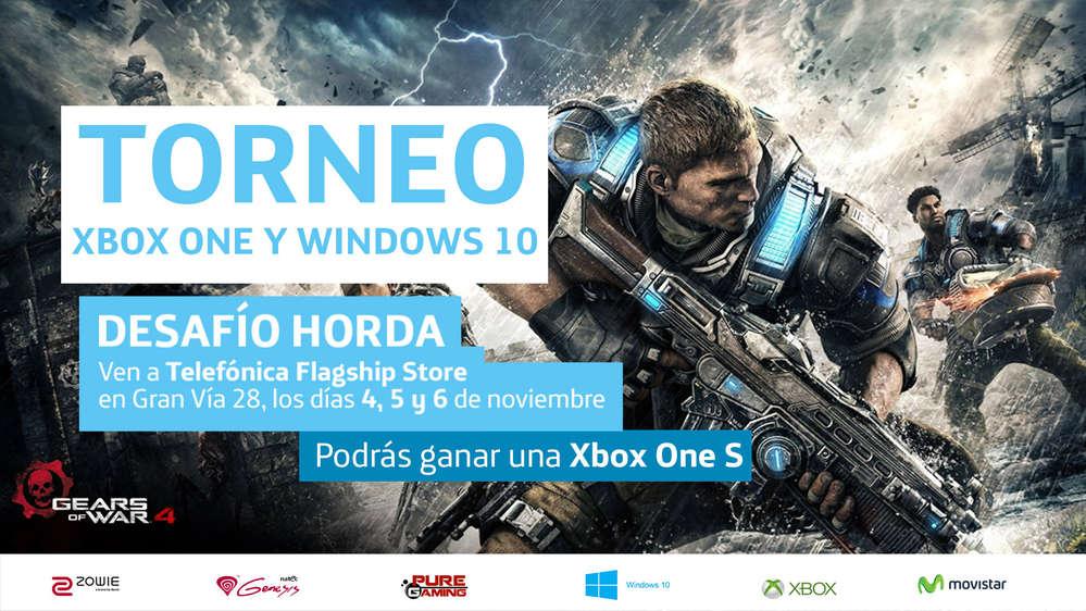 Torneo Gears of War 4