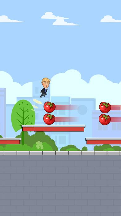Trump Run in the City