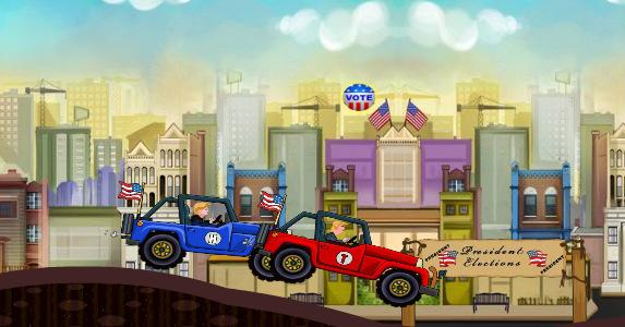 US Campaign Race
